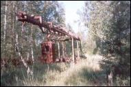 Путеперекладочный кран в Демидове
