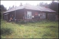 Здание станции Мухлово