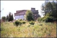 Развалины депо Голышево