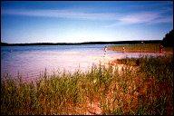 Святое озеро в Мугреевском