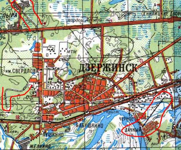 окаменелостей нет картинка карта дзержинска нижегородской области текст
