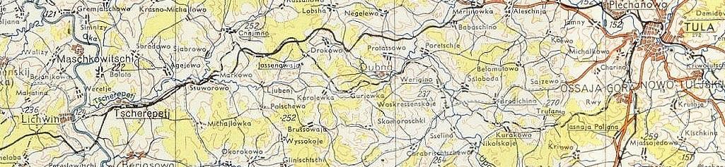 Карта (1943); Схема