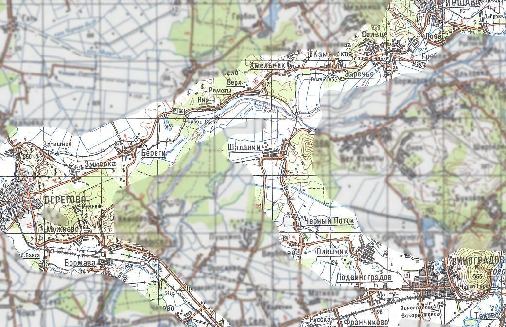 Схема станции Кушница