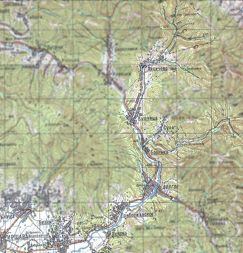 Карта из Атласа (1948)
